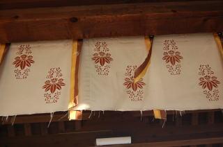 西大寺 カフェカーテン