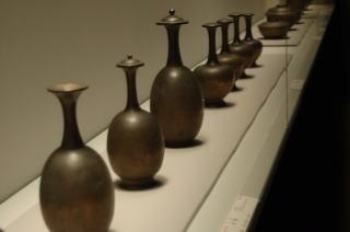 法隆寺館 水瓶 飛鳥~奈良7~8c響銅製鋳造