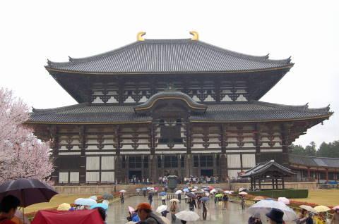 東大寺 金堂