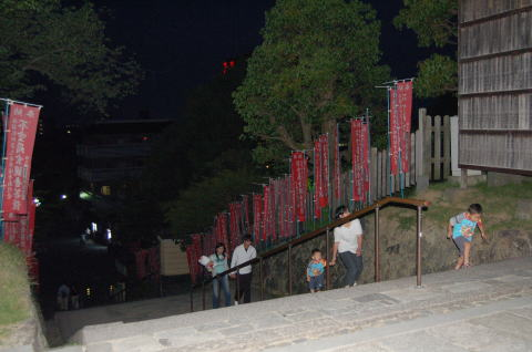 興福寺階段