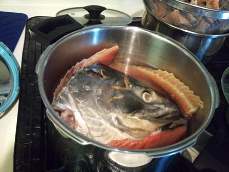 新巻鮭 5