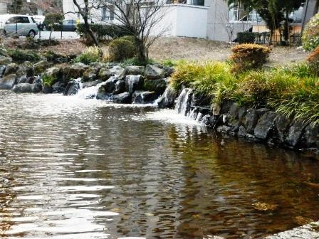 湧き水の公園 水泉園
