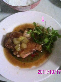 ルッコラ料理