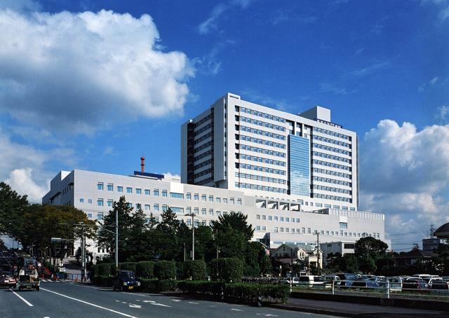 東海大大学医学部新病院