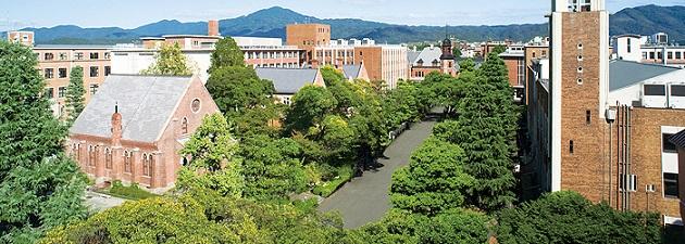 同志社今出川キャンパス