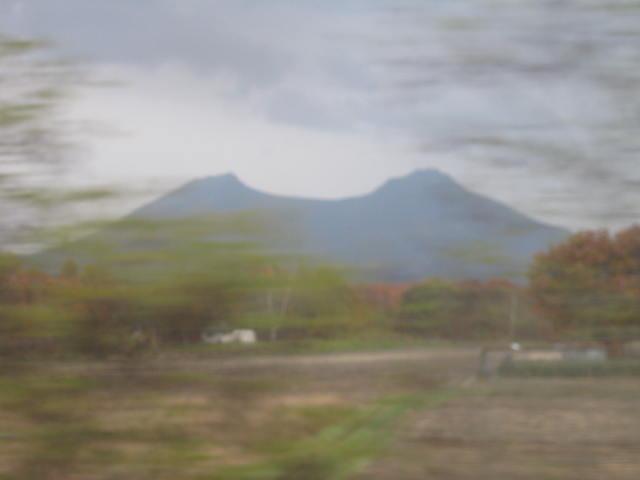 駒ヶ岳 北海道2012