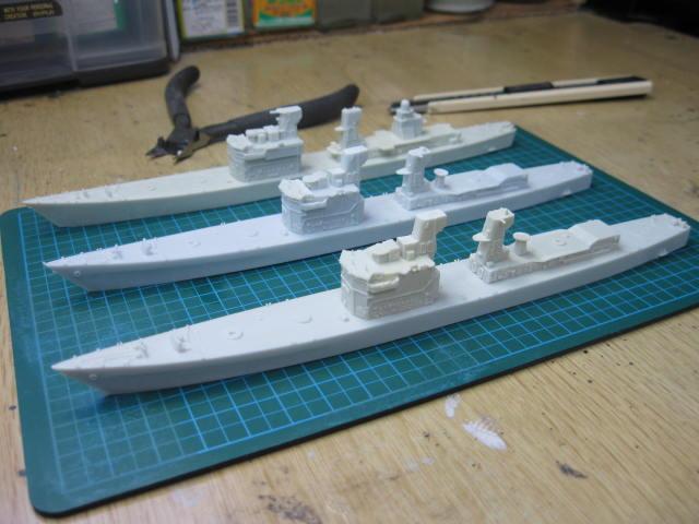 護衛艦 たかつき型 の1