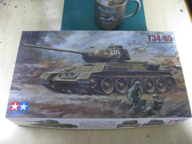 T34/85 の1