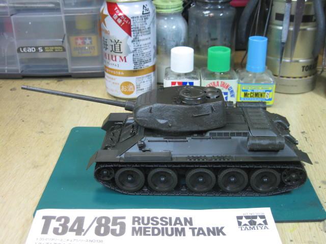 T34/85 の3