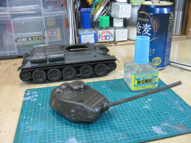 T34/85 の4