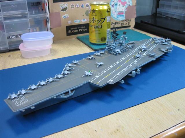 CV63 搭載機 再生・・・2