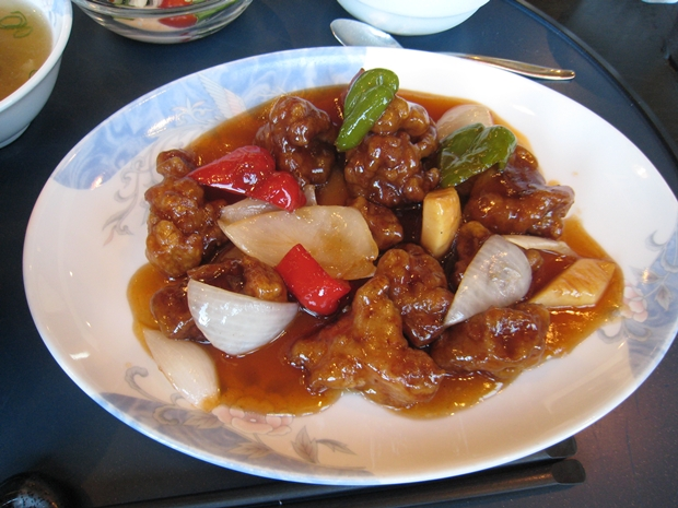 中国菜館 莉莉