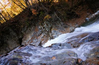 これぞ渓流。