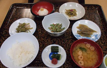 コピー ~ P8101348斎館の朝食