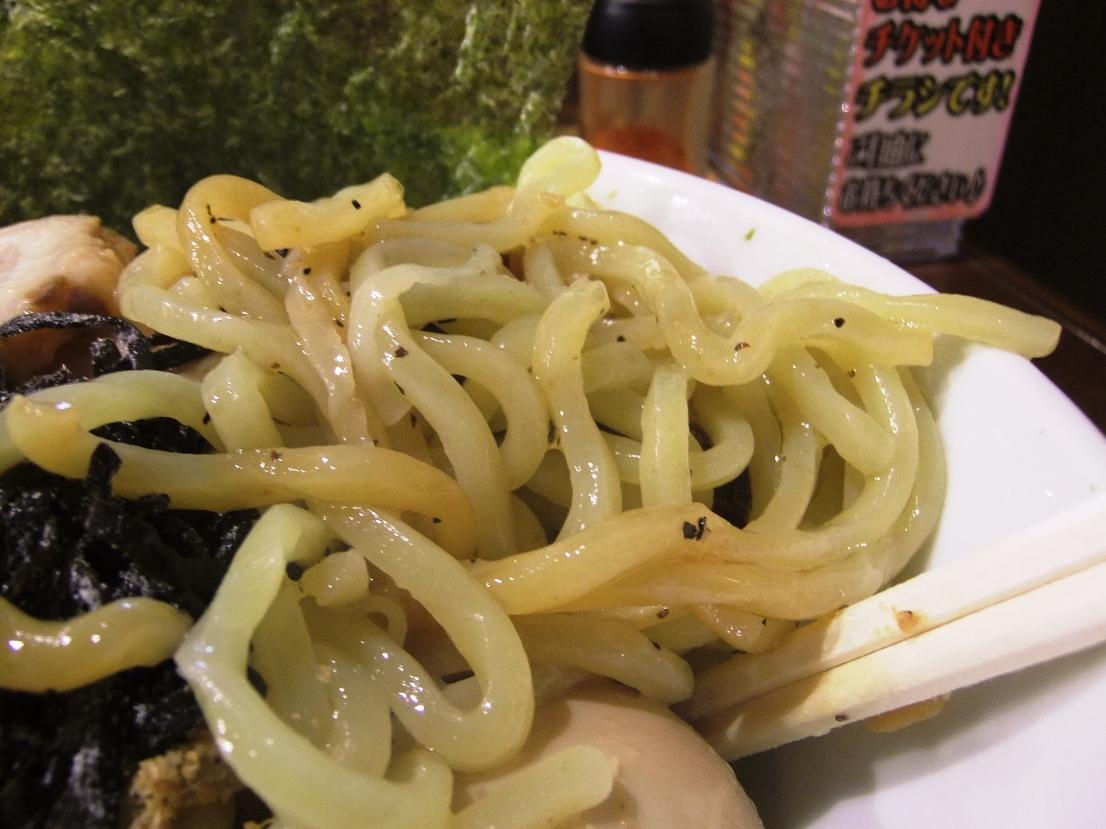つけめん あびすけ 元住吉店:麺 11.12.14