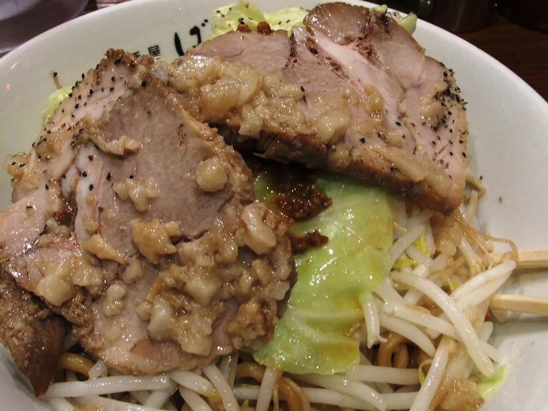 麺屋 ばばん:豚 12.01.14