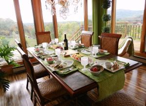 初秋のディナー