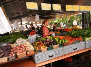 Manhattanのマーケット