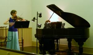 concert,バイオリン