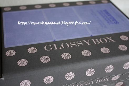 レモンキャラメル 口コミ glossy Box 1月分