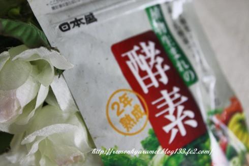 日本盛 2年熟成酵素サプリ