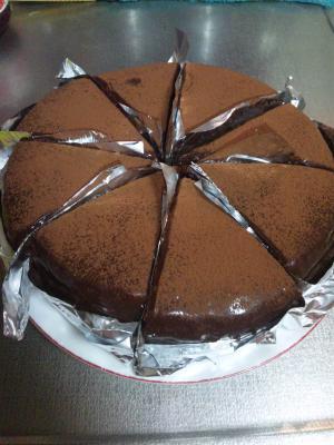 0922チョコレートケーキ