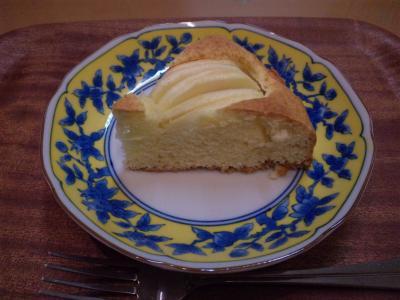 1018リンゴのケーキ1