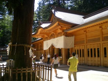 穂高神社(2)