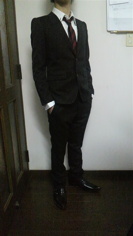 スーツモード