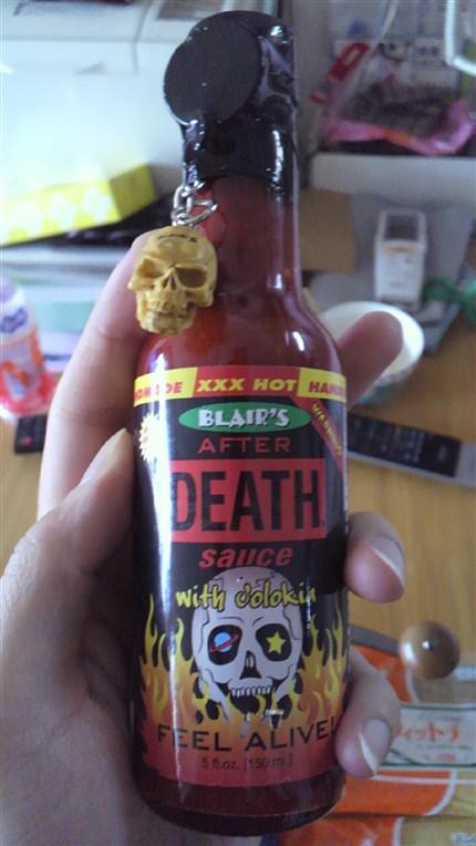 DEATH★ソース