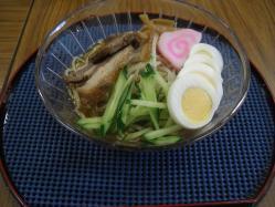 冷麺 しょうゆ