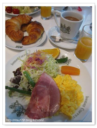 イノダコーヒー 京の朝食