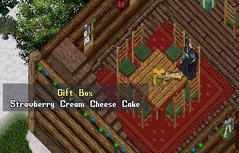 2011クリスマスケーキ配布1