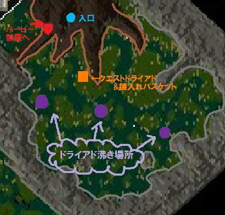 木ボス地図