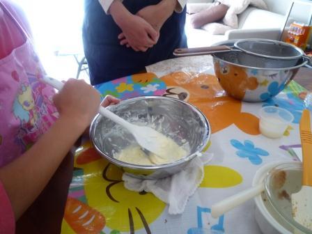 サッパリチーズケーキP1160563