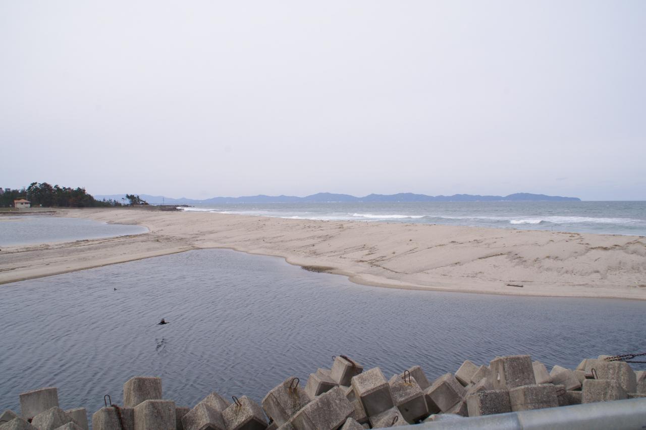 日野川河口