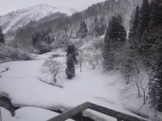 雪深いっす