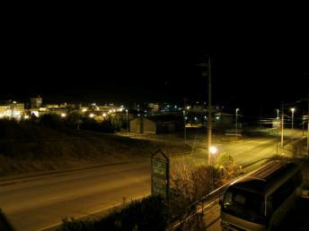 伊良湖の夜