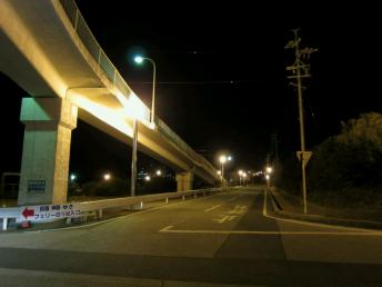伊良湖夜の港
