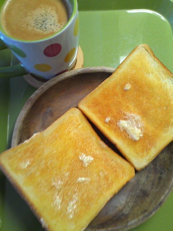 トースト・コーヒー