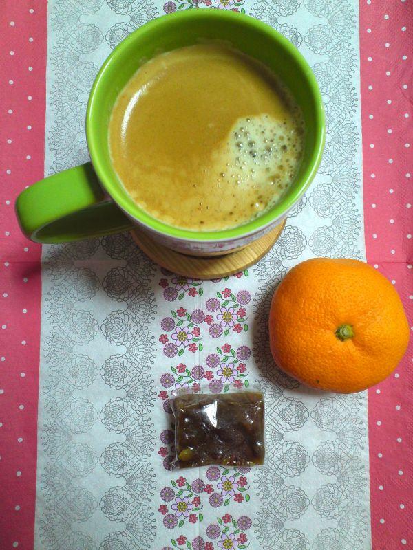 コーヒーセット(ゆべし)