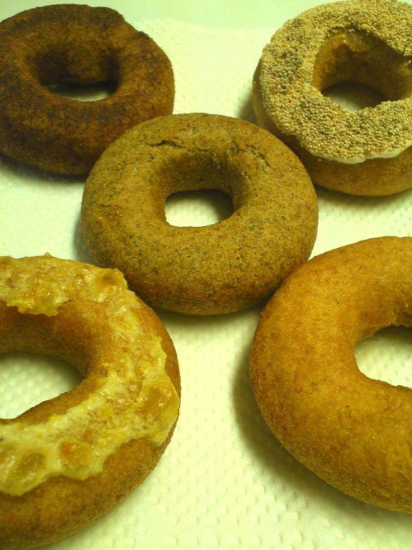 はらドーナッツ(5種)