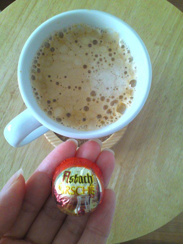 ほっとコーヒー