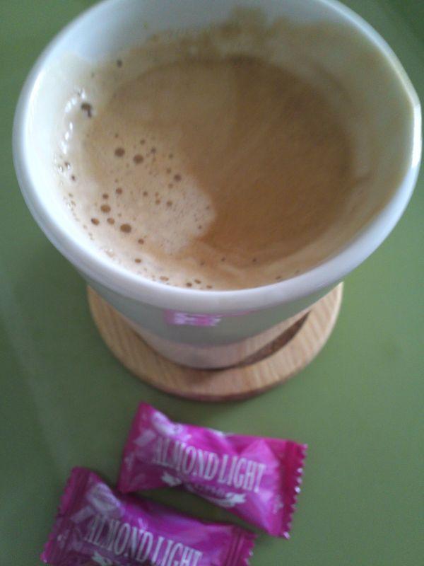 コーヒーと甘いモノ