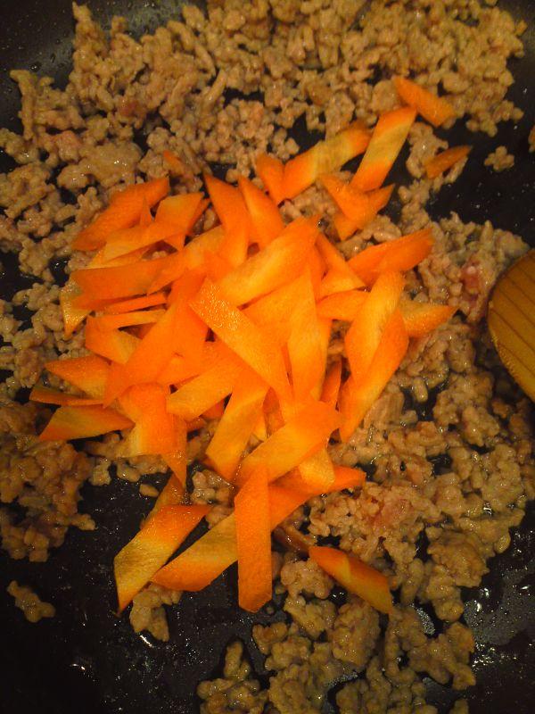 とろみ大国の野菜炒め 2