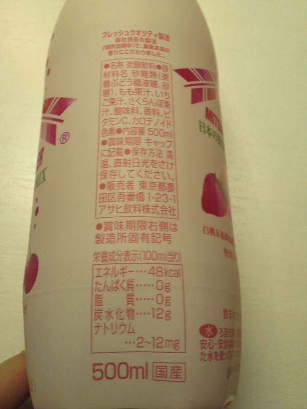 日本の果実(カロリー)