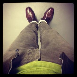 パンツだってこの素材!? | Incotex RED 603
