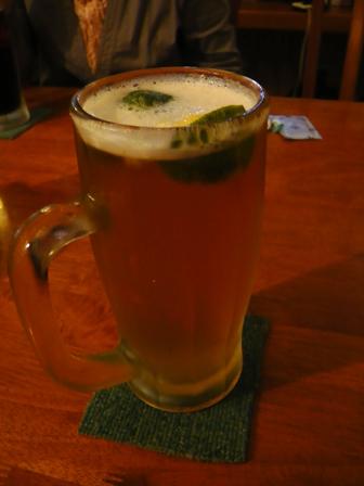 亜壇別館:亜壇ビール
