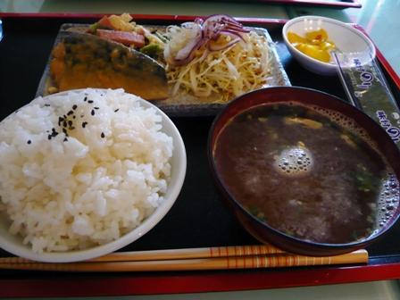 亜壇別館:朝食1