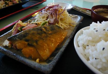 亜壇別館:朝食2